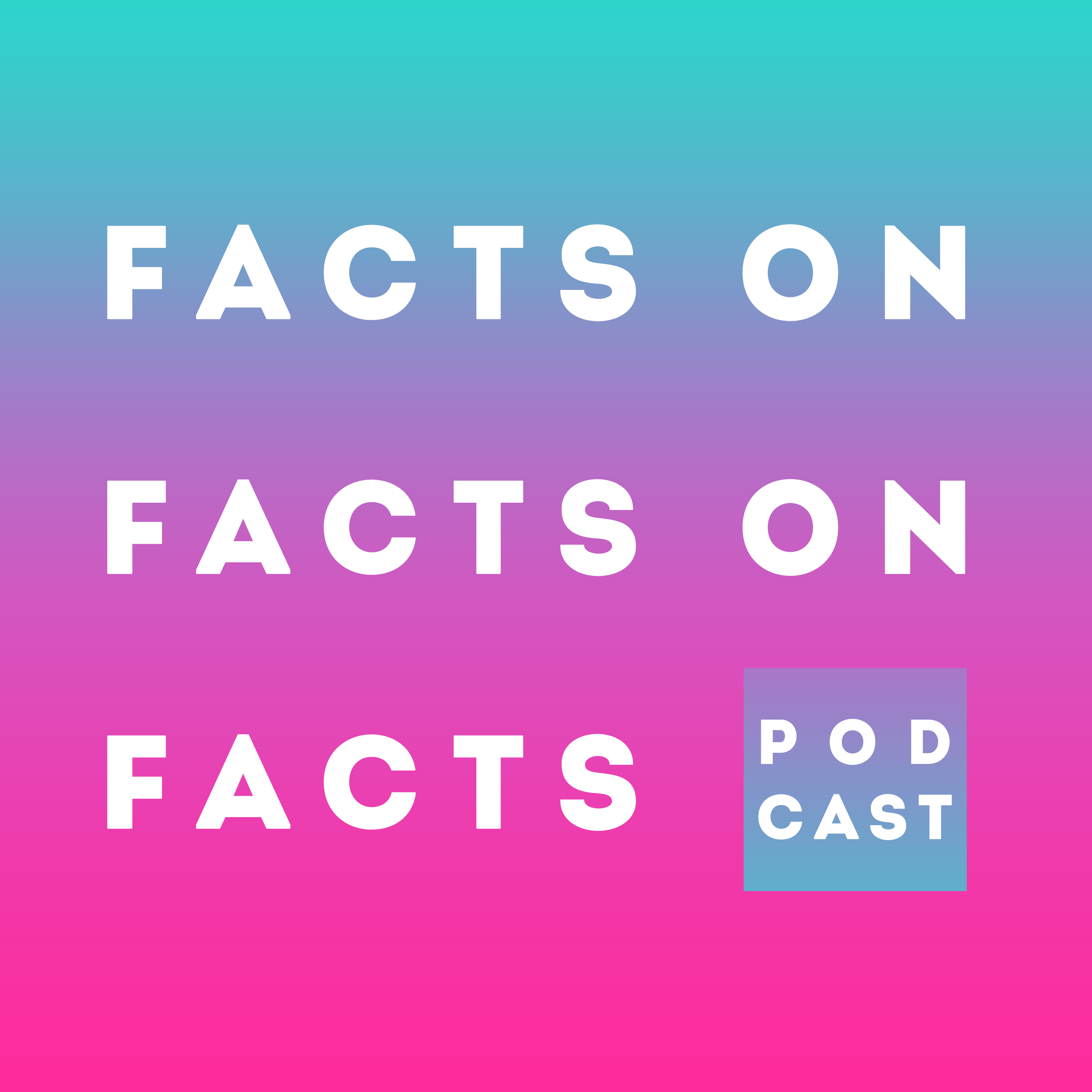 Facts on Facts on Facts